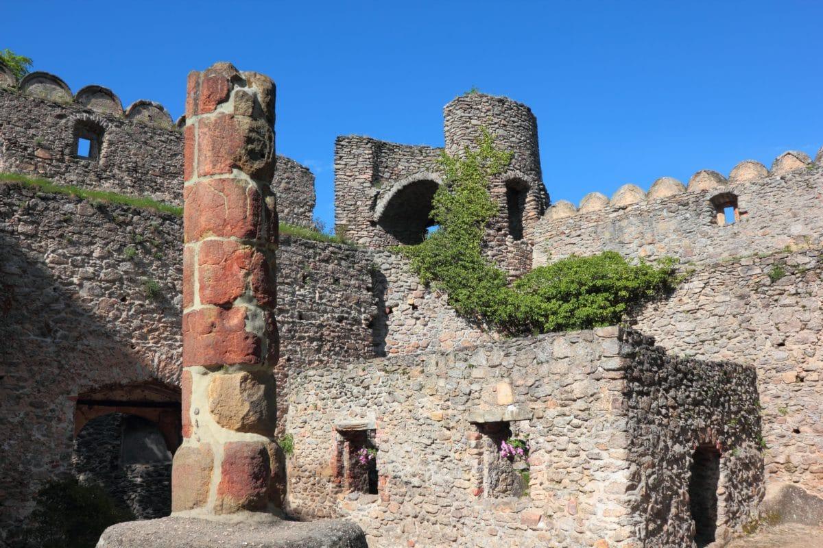 bigstock-Medieval-castle-Chojnik-in-Pol-47821739